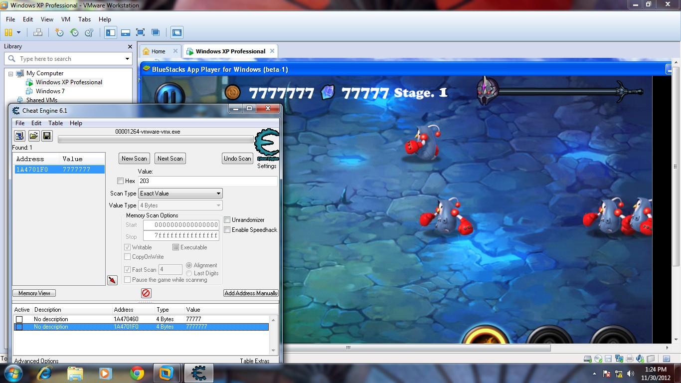 768 · 242 kB · jpeg, Cheat Engine :: View topic - BlueStacks1366