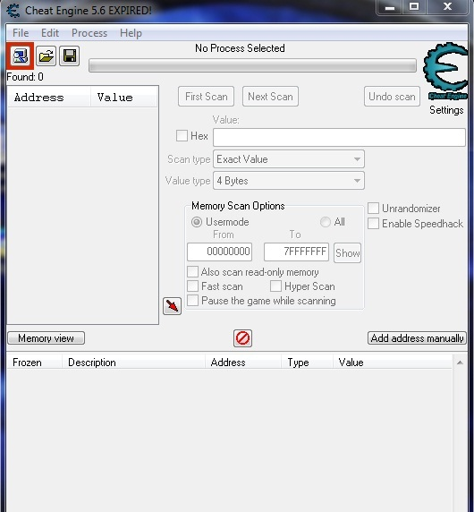 cheat engine 6.5.1
