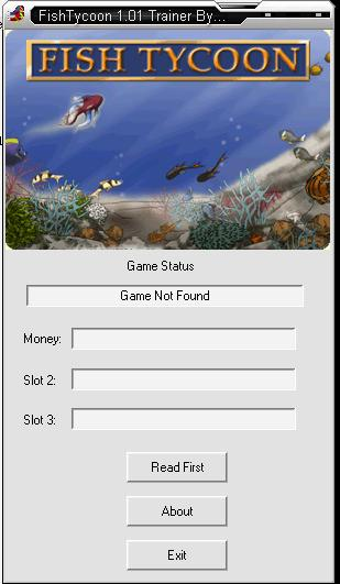 Serial fish tycoon for Fish tycoon 2 cheats