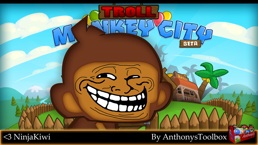 Cheat Engine :: View topic - Fan Art - Trolling Bloons